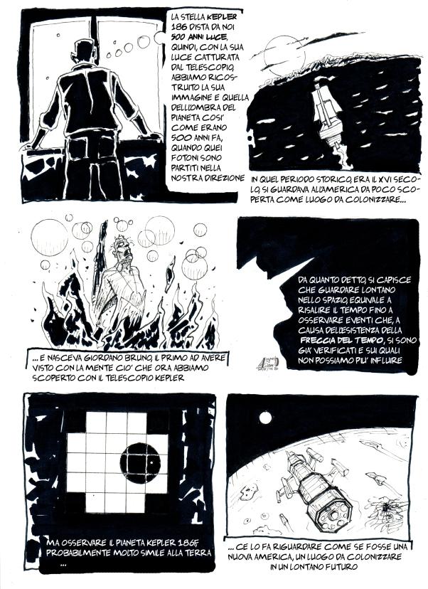 Seconda pagina La treccia del tempo