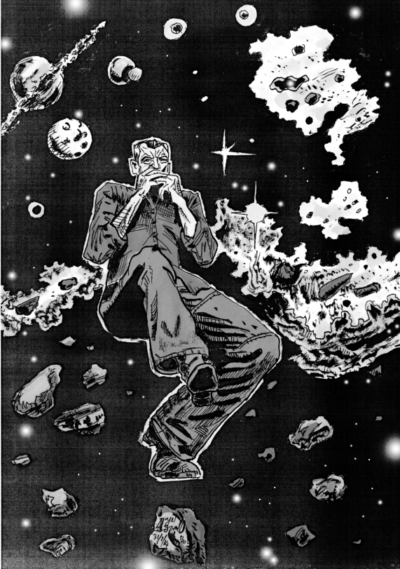 Armonica cosmica BN