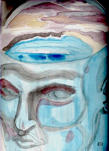Illustrazione apparsa per la prima volta sul trimestrale SISSA News, house organo della Sissa di Trieste