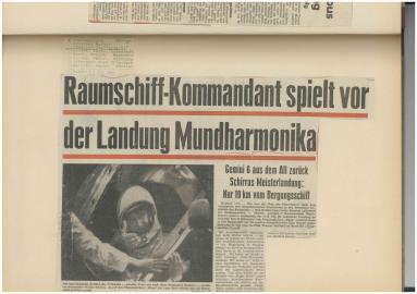 MuHa Weltall Münchner Abenzeitung 1965_12_17